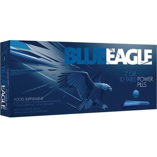 Blue Eagle Blue Eagle Erectiepillen 10 stuks