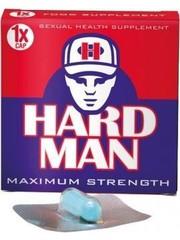 Hard Man Hard Man Erectiepillen 1 Stuks