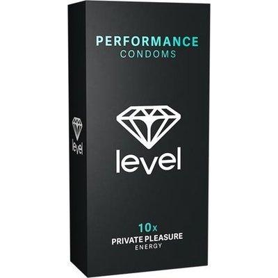 Level Private Pleasure Energy Condooms 10 stuks
