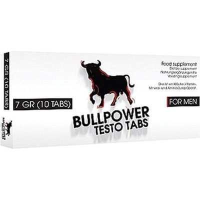 Bull Power Testosteron Booster Libido Verhogend 10 stuks