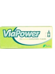 ViaPower ViaPower Libido Stimulerende Erectiepillen Man 5 stuks