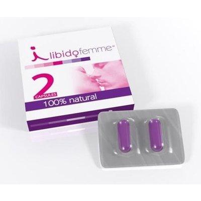 Libido Femme Vrouwelijk Libido Stimulant 2 stuks