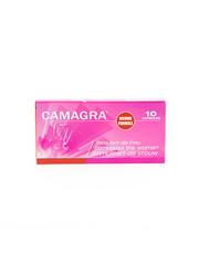 Camagra Camagra voor Vrouwen Libido Stimulatie Capsules 10 Stuks