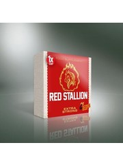 Red Stallion Red Stallion Extra Strong Erectiepillen 1 stuk