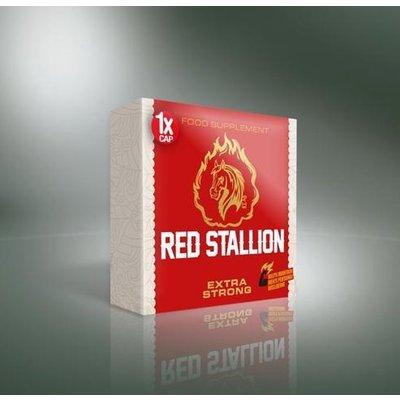 Red Stallion Extra Strong Erectiepillen 1 stuk