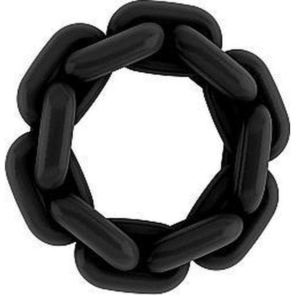 SONO Chain Cockring Penis Ring met Schakel Ontwerp