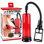 You2Toys Air Control Penis Pomp met Vinger Pomp voor Veilig Gebruik