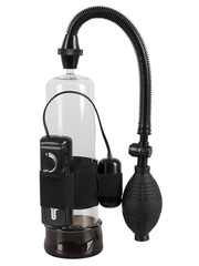 Seven Creations Power Pump met Vibratie voor Opgeblazen Penis