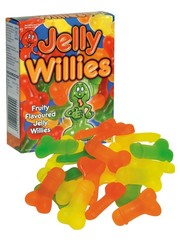 Spencer & Fleetwood Penis Vorm Gummy Snoepjes