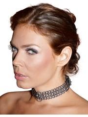 ZADO Metalen Verstelbare Schakel Choker Halsband