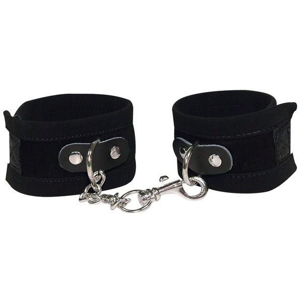 Bad Kitty Handboeien met Karabijnhaak en Klittenband