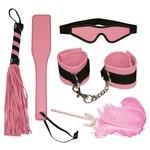 Bad Kitty  Bondage Set voor Stoute Beginners 5 delig