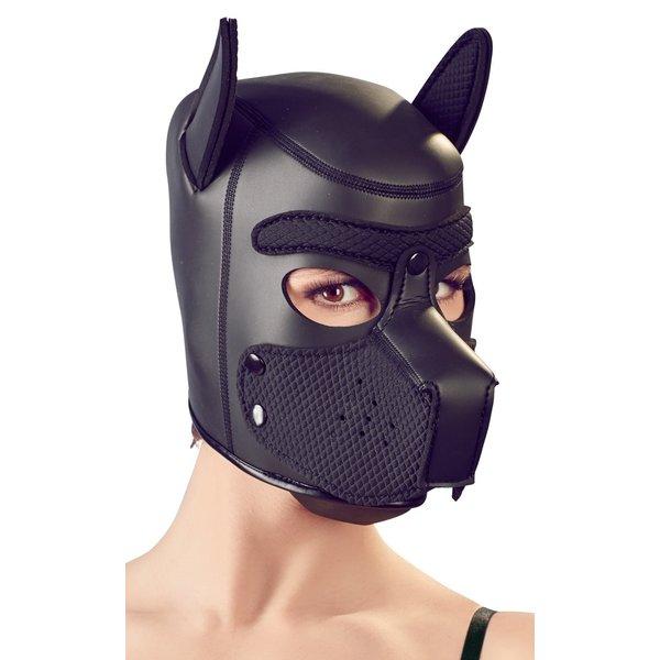 Bad Kitty Voorgevormd Honden Masker met Afneembare Snuit