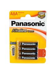 Panasonic Panasonic AAA Penlite Batterijen 4 stuks