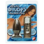 You2Toys Anal Drops Vibrerende Buttplug