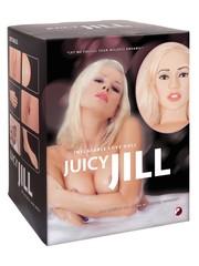 You2Toys Opblaasbare Liefdespop Juicy 3D Gevormd Gezicht