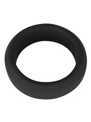 Black Velvets Basic Siliconen Penis Ring Large