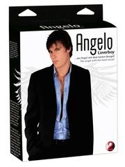 You2Toys Opblaasbaar Mannelijke Liefdespop Angelo