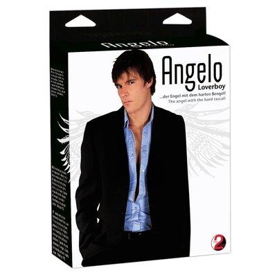 Opblaasbaar Mannelijke Liefdespop Angelo