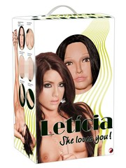 You2Toys Opblaasbare Liefdespop Leticia
