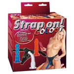 You2Toys Beginners Strap On Voorbind Dildo Set