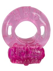 You2Toys One Time Vibrerende Jelly Penis Ring