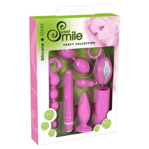 Sweet Smile 'Crazy Collection' Plezier Pakket 7 delig