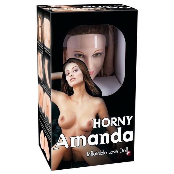 You2Toys  Sexpop 'Geile Amanda met vol Gevormd Hoofd'