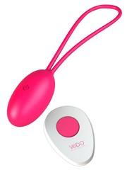 VeDO Peach Siliconen Vibratie Ei met Draadloos