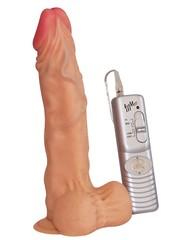NMC Realistische Penis Vibrator met Afstandsbediening