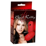 Bad Kitty Fluweelzachte Vibratie Ei met Bekabelde