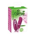 Sweet Smile 'Berry'  Siliconen Vibrerend Ei Draadloos
