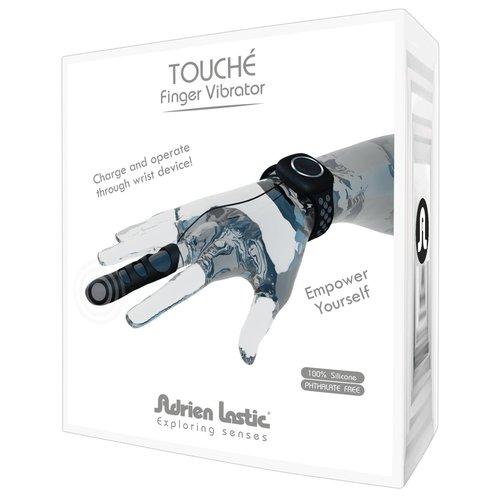 Adrien Lastic  Krachtige Wearable Vinger Vibrator met Polsband