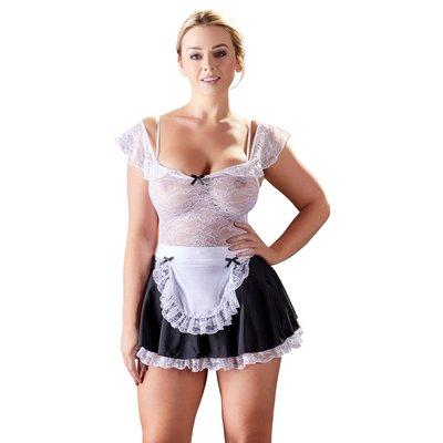 Realistische Dienstmeisje Outfit Ondeugend