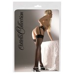 Cottelli Collection Stockings & Hosiery Visnet Kousen met Strik Sluiting