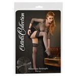 Cottelli Collection Stockings & Hosiery Hold Up Kousen met Elegante Kanten Rand