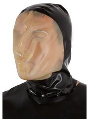 Late X Latex Vacuüm Masker Gelijmd
