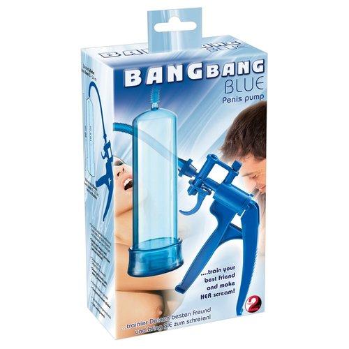 You2Toys Bang Bang Penis Vergroting Pomp met Pistool Pomp