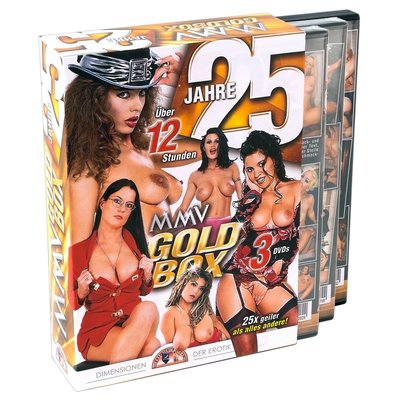 MMV 25 jaar Verzamel Gold Box Collectie van Harde Actie