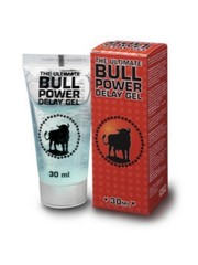 The Ultimate Bull The Ultimate Bull Power Delay Orgasme Uitstel Gel 30 ml