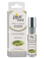 Pjur Pjur Med Pro-Long Orgasme Uitstel Spray 20 ml