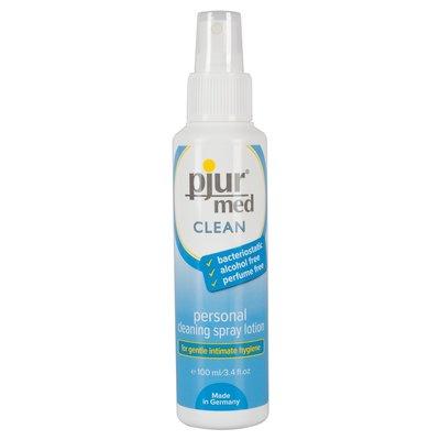 Pjur Med Clean Desinfecterende Intieme Spray