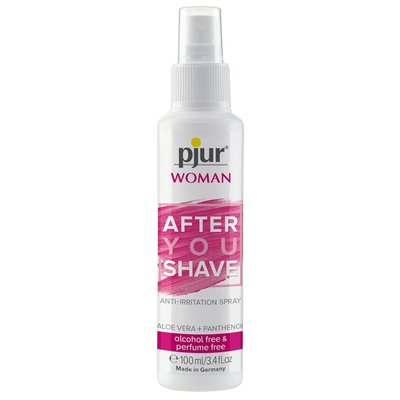 Pjur Woman Intiem After Shave Anti irritatie Spray 100 ml