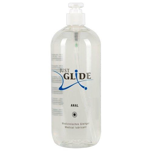 Just Glide Just Glide Medisch Glijmiddel op Waterbasis voor Anaal Gebruik