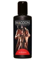 Magoon Magoon Strawberry Massage Olie met Heerlijke Geur 100 ml
