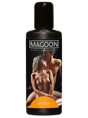 Magoon Magoon Ambrosius Massage Olie met Heerlijke Geur 100 ml