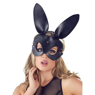 Bunny Hoofdmasker Petplay Bondage Verstelbaar