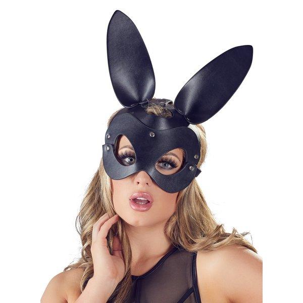Bad Kitty Bunny Hoofdmasker Petplay Bondage Verstelbaar