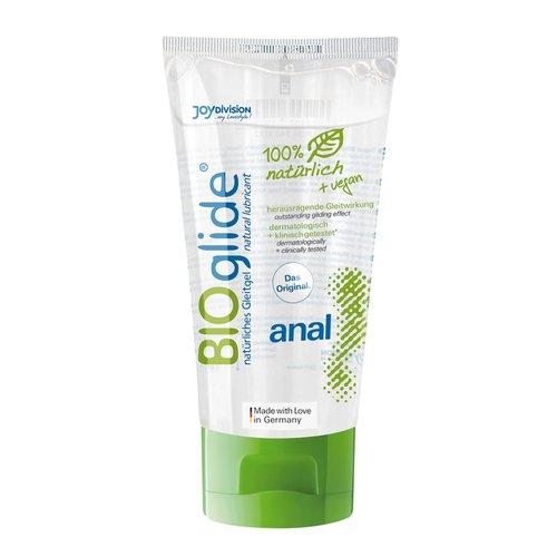 JoyDivision BIOglide Anaal Glijmiddel Dermatologisch Oraal Getest en Natuurlijk 80 ml