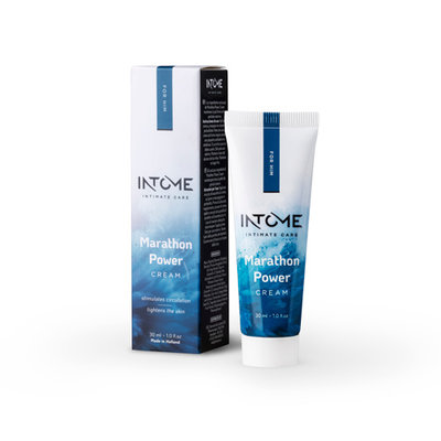 Intome Marathon Power Cream Vertraagde Zaadlozing 30 ml